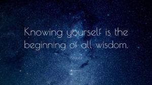 knowingMyself